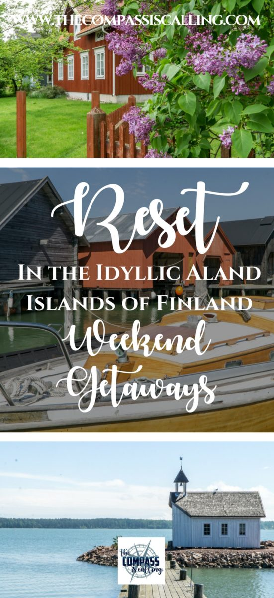Why A Weekend In Aland Islands Is Necessary To Reset Plus Packing List